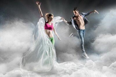 Fototapeta Danse nowoczesny