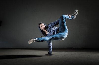 Fototapeta Danseur 3
