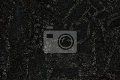 Fototapeta Dark Concrete Wall Texture Background.