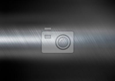 Fototapeta Dark Metal tekstury tła