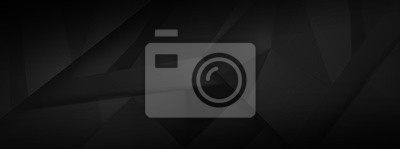 Fototapeta Dark neutral background for wide banner