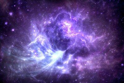 Fototapeta Deep Space mgławica