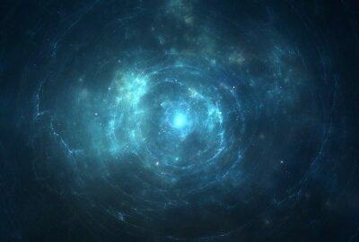 Fototapeta Deep Space podróży supernowa