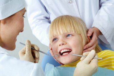 Fototapeta Dentystyczna