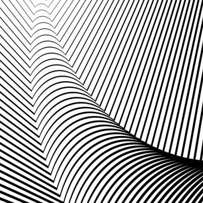 Fototapeta Design convex textured background