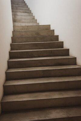 Fototapeta Detal architektoniczny schodów