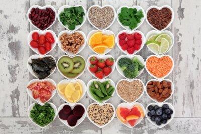 Fototapeta Detox Diet Food