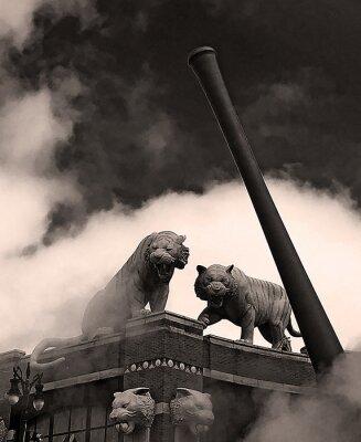 Fototapeta Detroit  Tigers