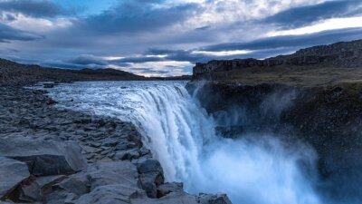 Fototapeta Dettifoss, Islandia
