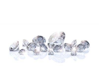 Fototapeta Diamanti