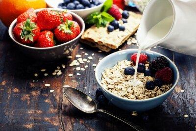 Fototapeta dieta śniadanie