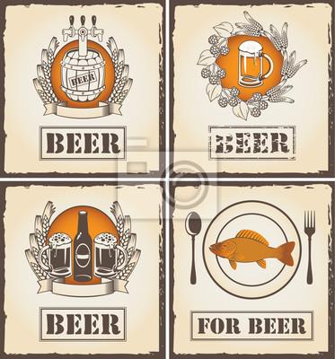 dla menu z piwem