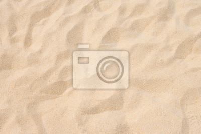 Fototapeta Dobra piaszczysta plaża w letnim słońcu