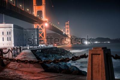 Fototapeta dobranoc San Fran