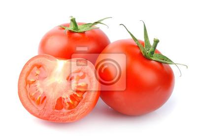Fototapeta Dojrzałe pomidory