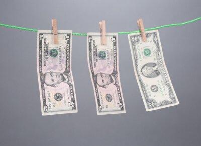 Fototapeta Dolary wiszące