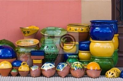 Doniczki Ceramiczne Hiszpańskie Fototapety Redro