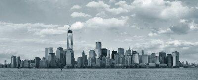 Fototapeta Downtown Manhattan