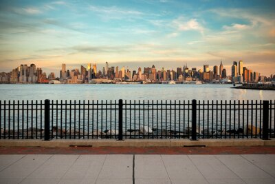 Fototapeta Drapacze chmur w Nowym Jorku