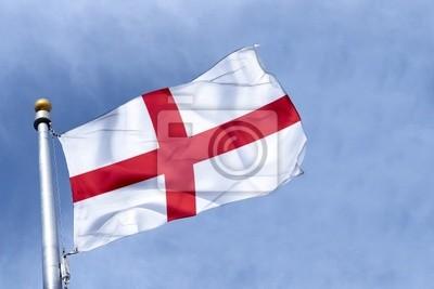 Fototapeta drapeau anglia