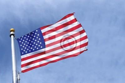 Fototapeta drapeau USA