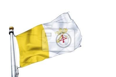 drapeau watykan