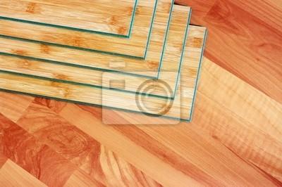 drewniane deski