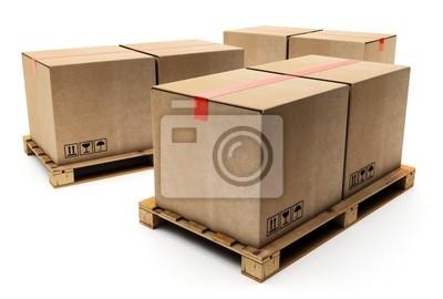 drewniane palety wysyłka