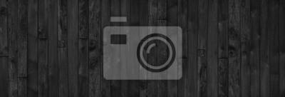 Fototapeta drewno czarne tło tabeli. ciemne tekstury górnej puste dla projektu