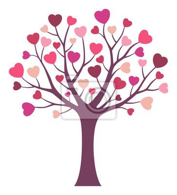 Drzewa miłości