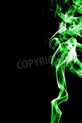Fototapeta Dym na tle sztuki projektowania lub wzór