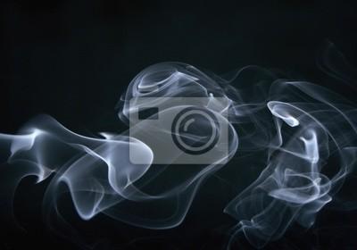 dym, wiruje i sztuka