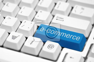 E-commerce koncepcji obrazu