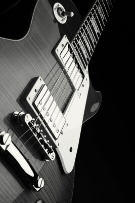 Fototapeta E Gitarre
