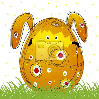 Easter egg projektu