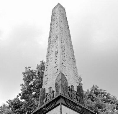 Fototapeta Egipski obelisk, London