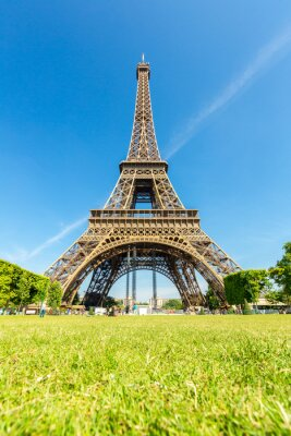 Fototapeta Eiffel Tower Paris