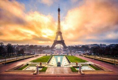 Fototapeta Eiffelturm w Paryżu