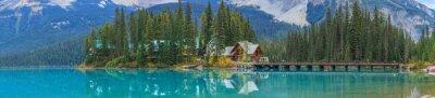Fototapeta Emerald Lake