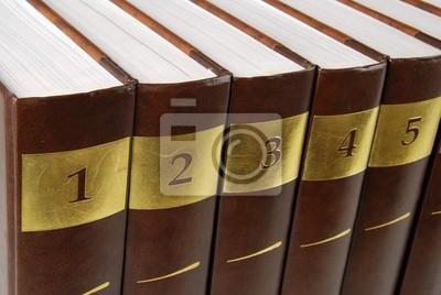 Fototapeta Encyklopedia