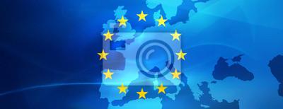 Fototapeta Europa