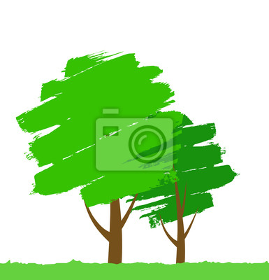 Farba drzewo