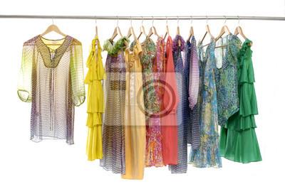 Fashion odzież rack wyświetlacz