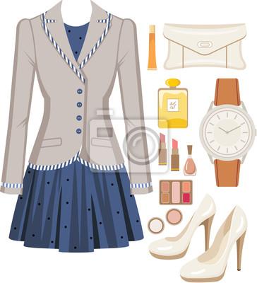 Fashion ustawiony od kobiet garnitur