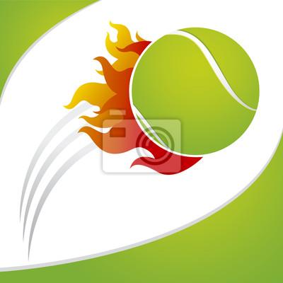 Fire Ball Tenis
