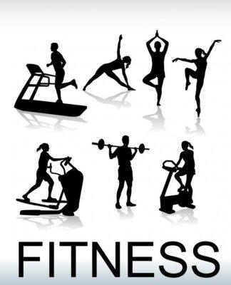 Fototapeta Fitness - 1