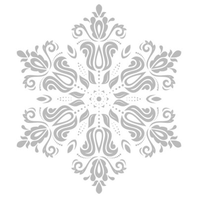 Fototapeta Floral Streszczenie Pattern