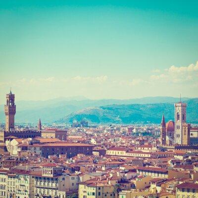 Fototapeta Florencja