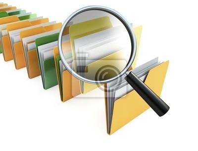 Foldery wyszukiwania