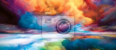 Fototapeta Forgotten Inner Spectrum